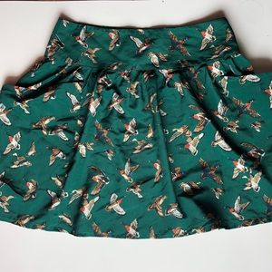 Duck skirt WITH POCKETS